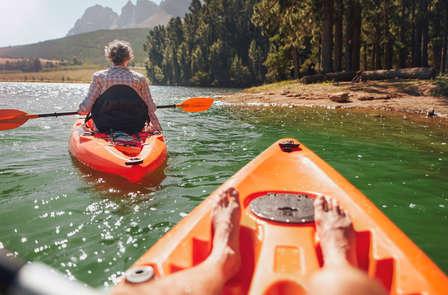 Escapada en media pensión, paseo en kayak y habitación superior (desde 2 noches)
