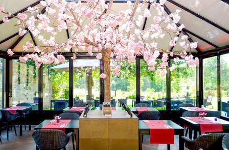 Gastronomie et détente près de Paris