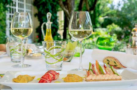 Week-end détente avec dîner aux portes d'Avignon