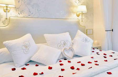 Week-end détente et romantique avec champagne aux portes d'Avignon