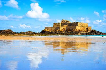 Offre spéciale: Week-end en bord de mer à Saint Malo