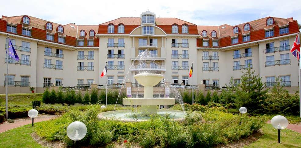Best western le grand h tel le touquet paris plage h tel for Grand hotel de paris madrid