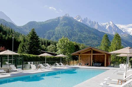 Ambiance cosy pour une pause bien-être à Chamonix