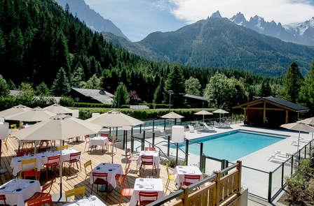 Spa et dîner au cœur des montagnes à Chamonix