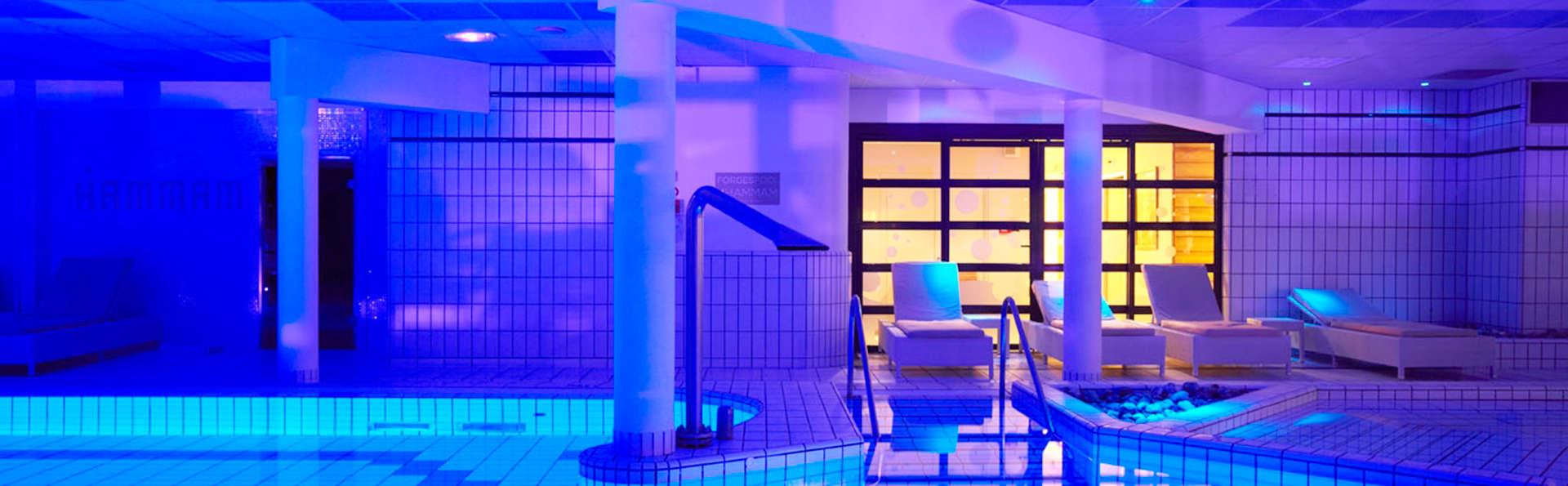 week end bien tre forges les eaux avec 1 acc s au spa. Black Bedroom Furniture Sets. Home Design Ideas