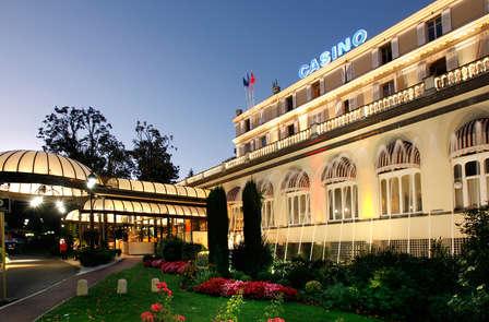Offre Casino: Escapade détente avec jetons à Divonne-les-bains