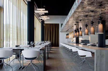 Culinair verwenweekend in design hotel in hartje Genk