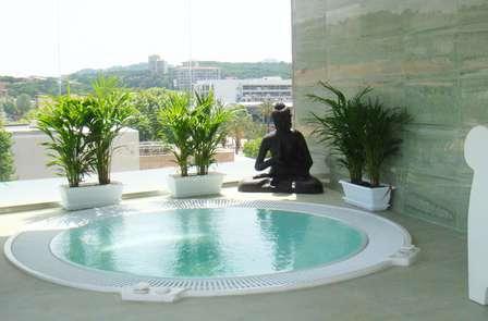 Escapade avec massage et accès au jacuzzi à Platja d'Aro (à partir de 2 nuits)