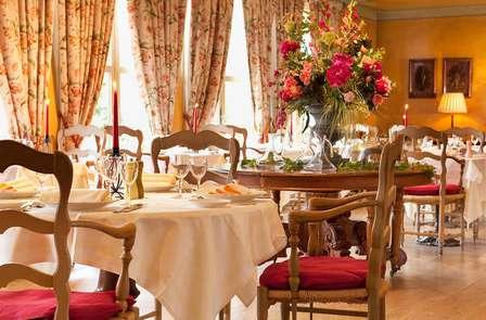Relaxweekend inclusief diner op 30 minuten van Parijs