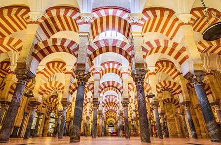 Escapada con visita guiada de la Mezquita y la Judería en Córdoba