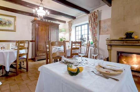 Halte de charme avec dîner dans la Moselle