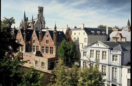 Lujo y encanto histórico en Brujas (desde 2 noches)