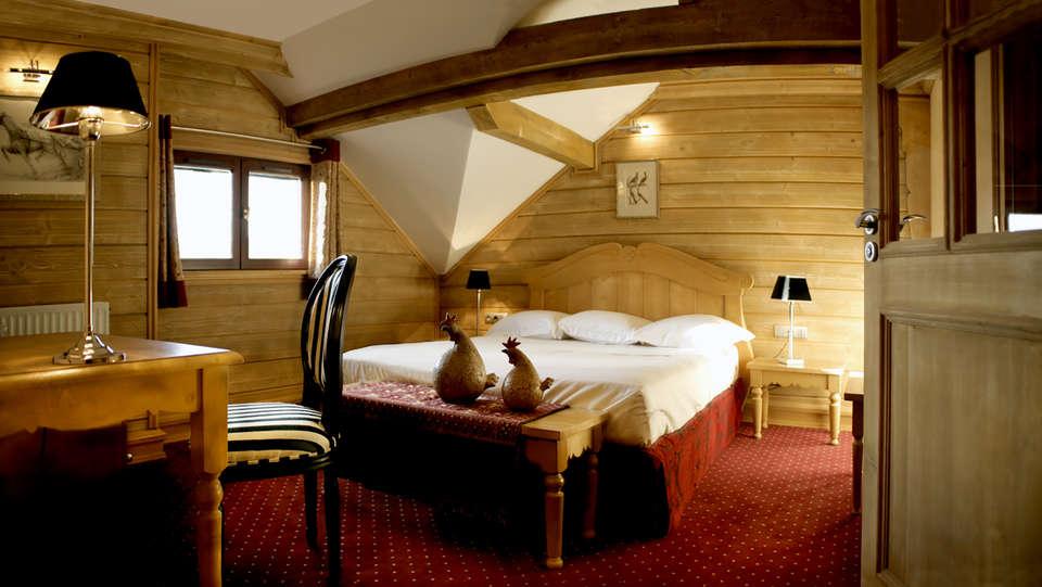 Week end avec nos plus belles chambres xonrupt longemer for Chambre xonrupt
