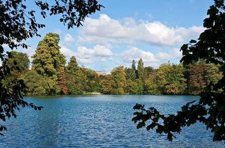 Escapade près du parc de la Tête d'Or en plein coeur de Lyon (avec 1 repas offert)