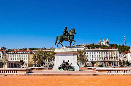 Offre Spéciale: Week-end à deux pas de la place Bellecour, en plein cœur de Lyon
