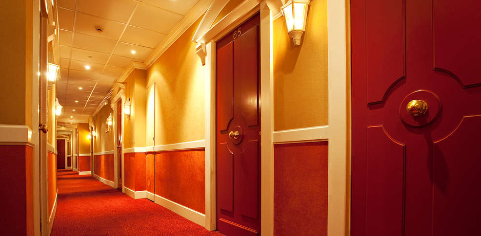 Hotel Icon Foyer : Hôtel globe et cecil de charme lyon