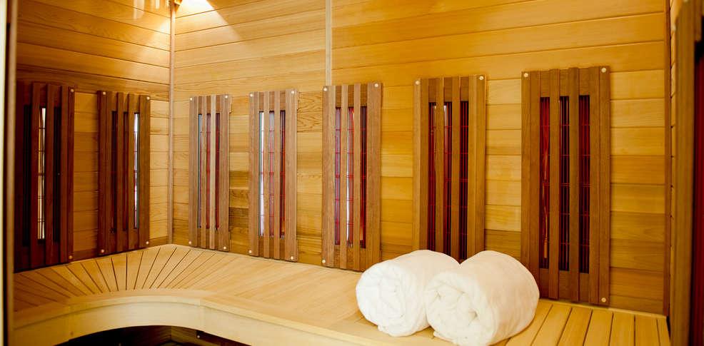 H tel domaine de villers h tel de charme villers sur mer for Piscine sauna hammam marseille