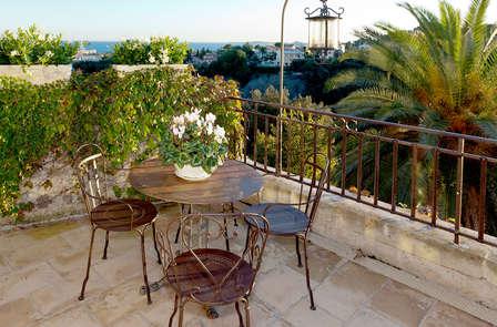 Week-end d'exception avec champagne sur la côte d'Azur
