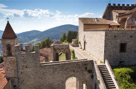 Dîner et visite de château près de Florence (à partir de 2 nuits)