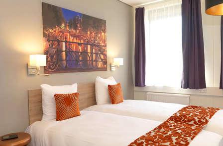 Citytrip in Amsterdam en overnacht in een hip hotel