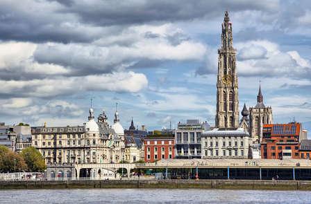 Romantiek in het hart van Antwerpen