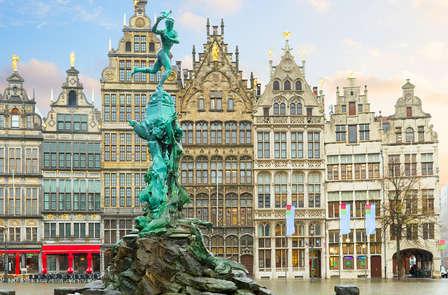 Beleef de gezellige stad Antwerpen (vanaf 2 nachten)