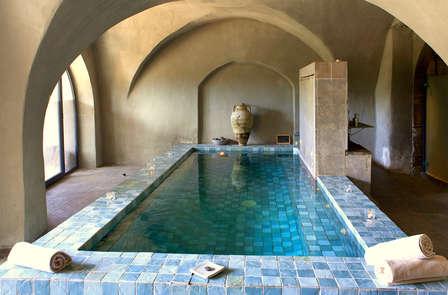 Oud klooster omgetoverd tot een hotel nabij Béziers