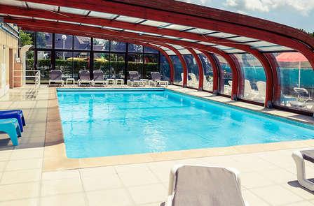 Pausa de relax con masaje en Normandia
