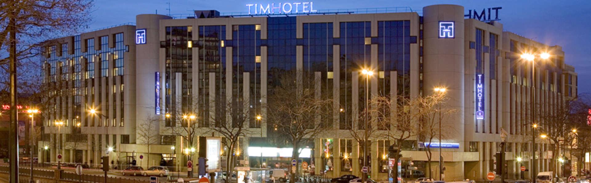 Timh tel bd berthier paris xvii me charmehotel parijs - Hotel timhotel porte de clichy ...