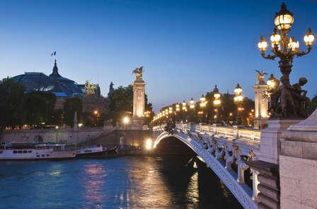 Citytrip sotto il cielo di Parigi