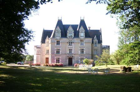 Offre spéciale : week-end avec dîner dans un château près de Poitiers