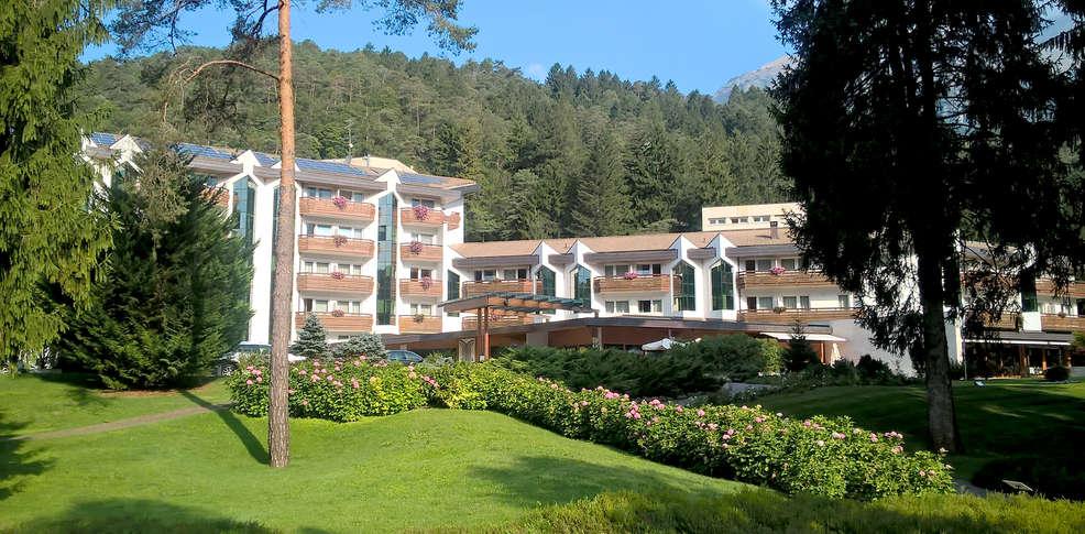 Grand Hotel Terme Di Comano Booking