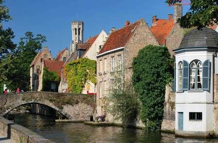 Culture, élégance et histoire à Bruges (à partir de 2 nuits)