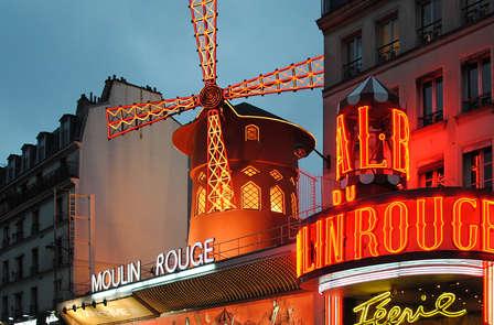Kans van 4-sterren nabij Moulin Rouge