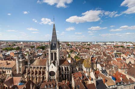 Découvrez la Bourgogne et séjournez au cœur du centre historique de Dijon