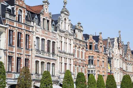 Dégustation de bières et dîner à Louvain