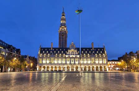Ontdek Leuven (gratis verblijf voor kinderen)
