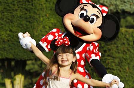 Escapada mágica en familia a Disneyland® Paris (2 días / 2 parques)