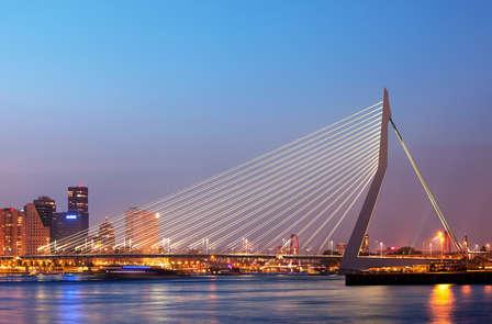 Voyage romantique à Rotterdam