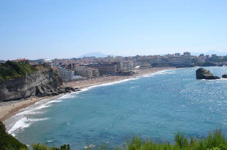 Week-end en bord de mer, à Biarritz
