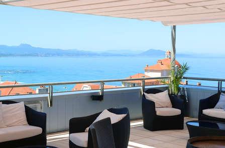Ressourcez-vous en bord de mer, à Biarritz