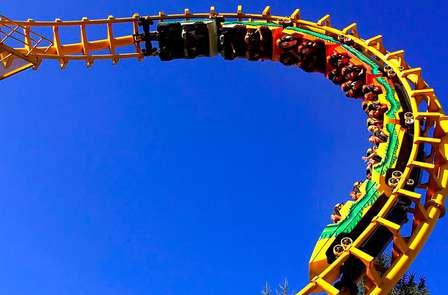 Relax y emociones fuertes en Aix-les-Bains (entradas para el parque Walibi incluidas)