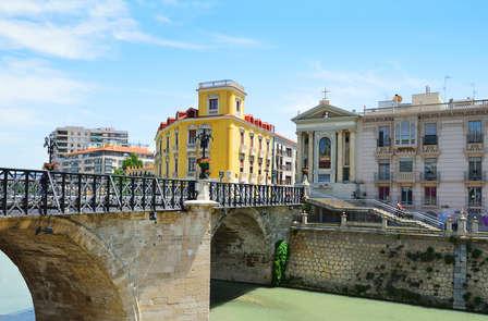 City Trip en la ciudad de Murcia