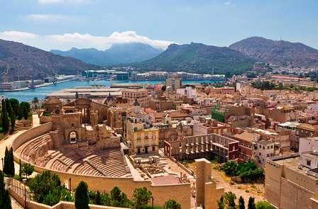 Ruta guiada por la Cartagena romana (desde 2 noches)