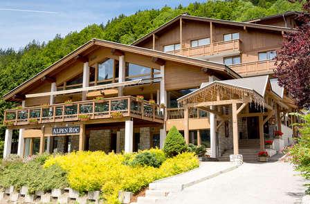 Relax en la estación de esquí de La Clusaz