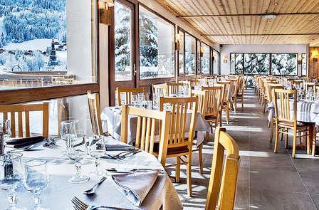 Week-end détente avec dîner à la Clusaz