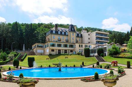 Spécial été : détente et dîner dans un cadre idyllique au Luxembourg (à partir de 2 nuits)