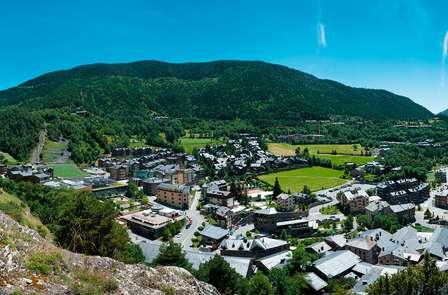 Romantisch weekend met cava in Ordino - Andorra
