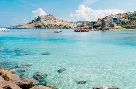 Disfruta del mar en un media pensión en Castelsardo