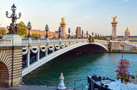 Saint-Valentin: citytrip au cœur de Paris avec champagne offert (à partir de 2 nuits)